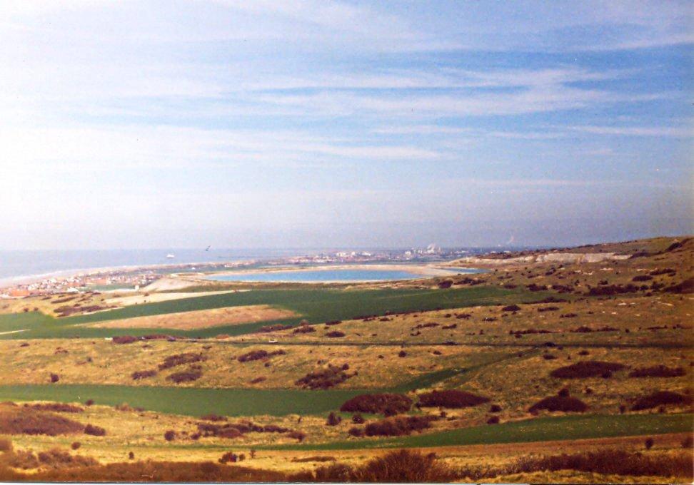 Krajina kolem kanálu La Manche