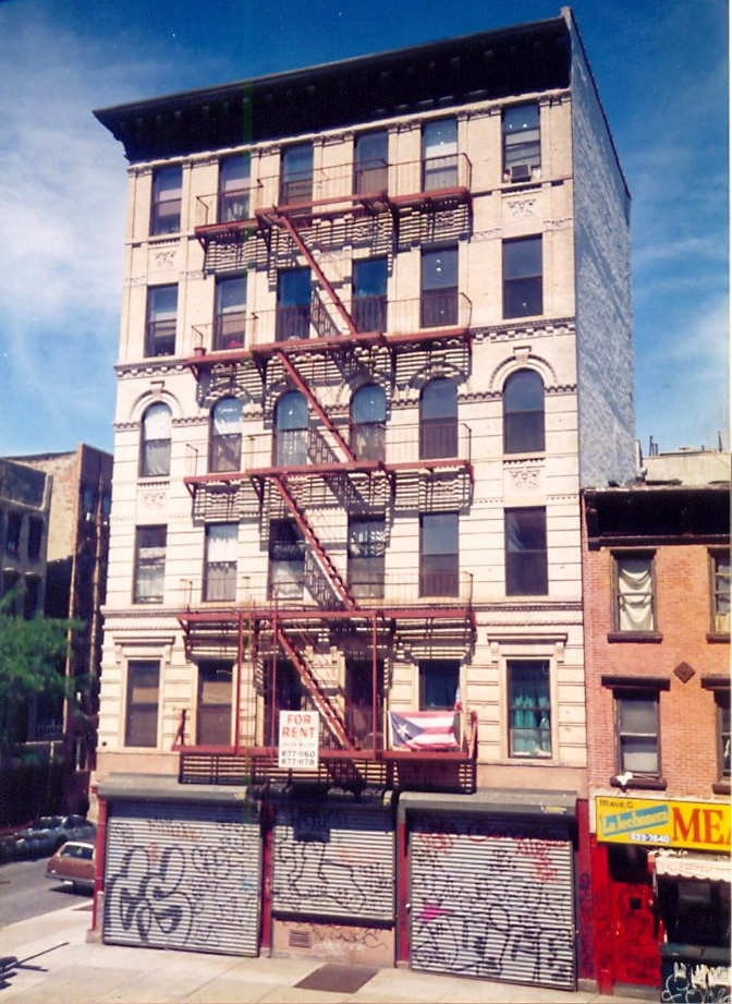 Avenue C Greenwich Village New York City