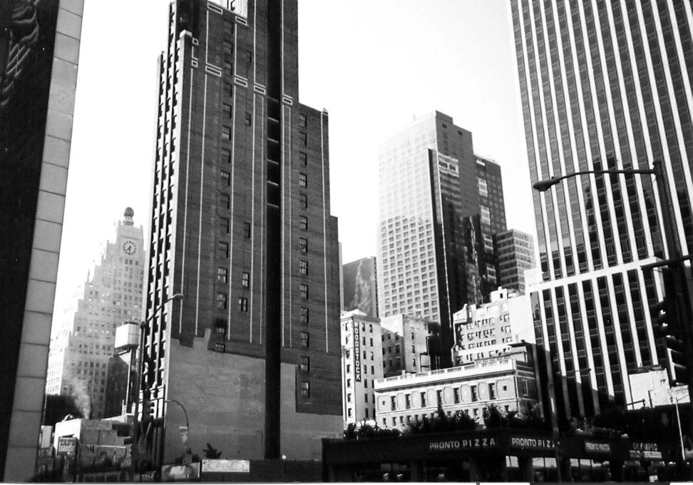 Skyscrapers New York CIty
