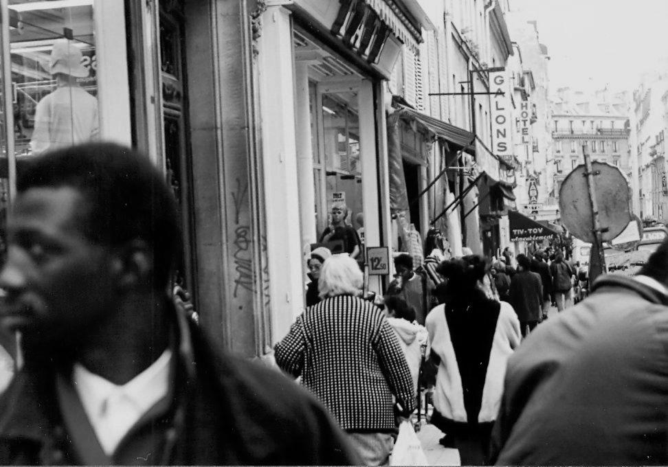 Paris street France